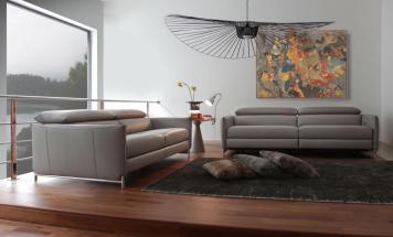 Elegantná talianska sedačka