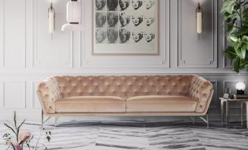 Luxusná sedačka ANCONA