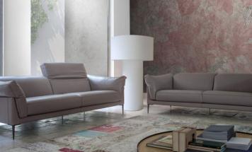 Talianska luxusná sedačka