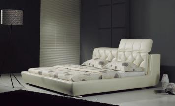 R2D1170 moderná manželská posteľ
