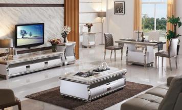 Elegantné mramorové stoly