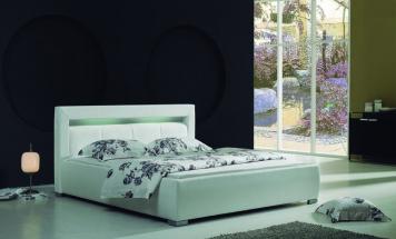 R2D1227 dizajnová posteľ