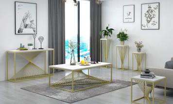 Biele mramorové stoly R2D1263