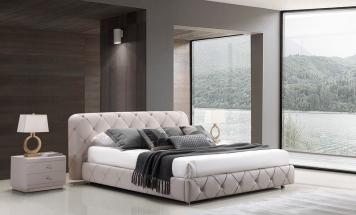 Elegantná posteľ R2D1307