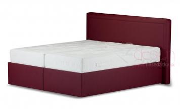 R2D2108 kontinentálna posteľ vzor rám