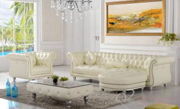R2D801 luxusná klasická sedačka