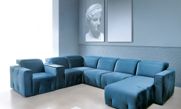 Siena pohodlná sedačka