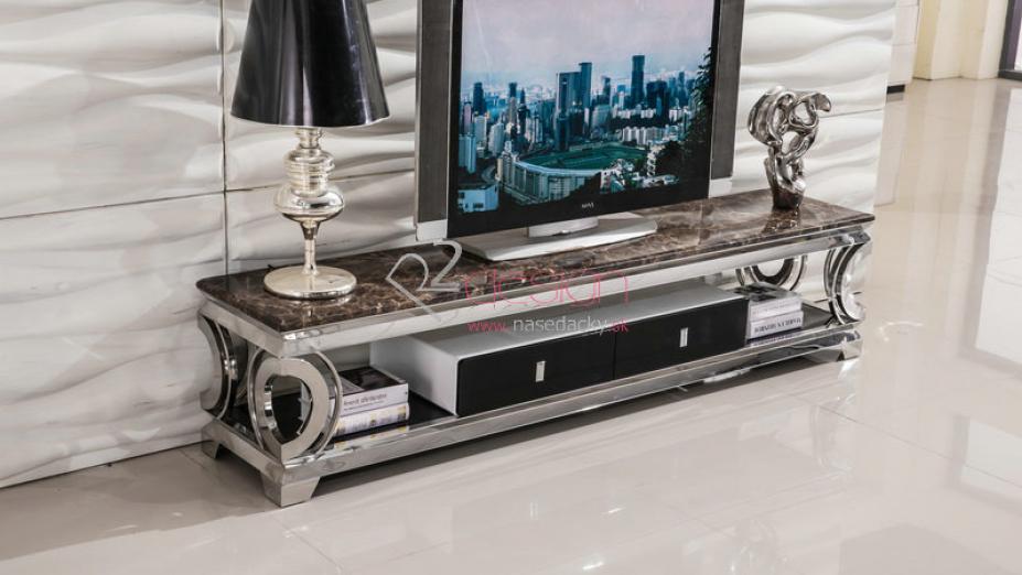 TV stolík z hnedého mramoru.jpg