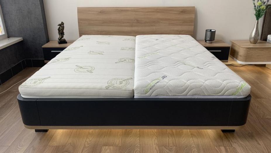 Inovatívna posteľ OLBIA