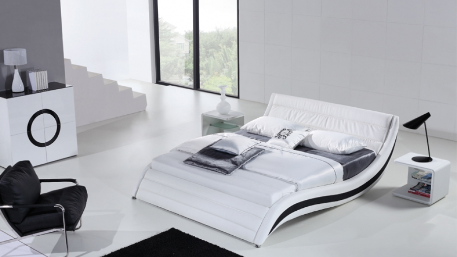 R2D1144 posteľ vlna