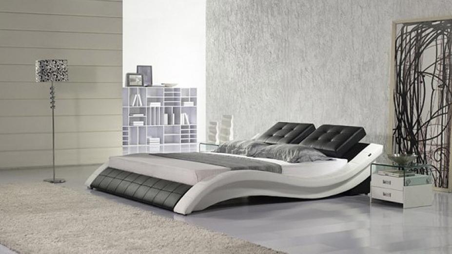 e8ee0b6a71e4 Ako si správne vybrať koženú posteľ