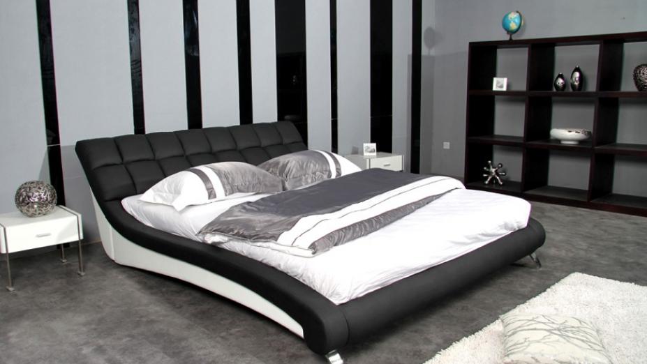 R2D1166 módna posteľ