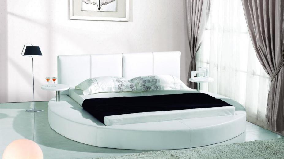 R2D1179 okrúhla posteľ