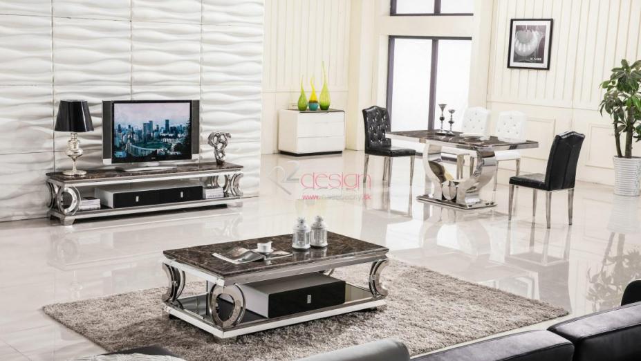 R2D1205 prepychové mramorové stoly
