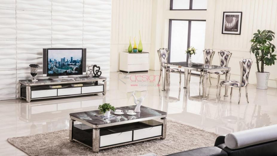 R2D1213 luxusné mramorové stoly