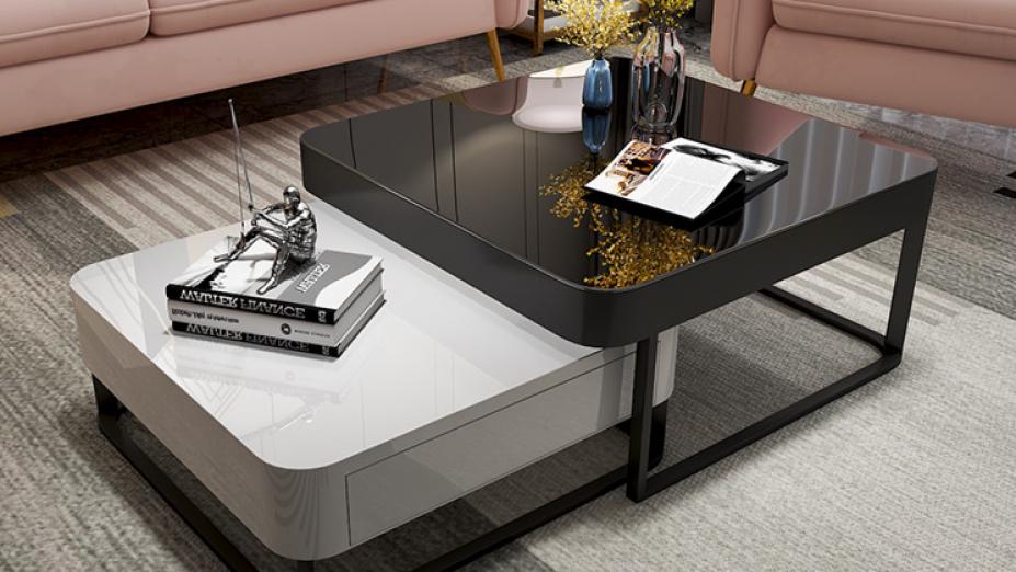 R2D1240 moderný stolík