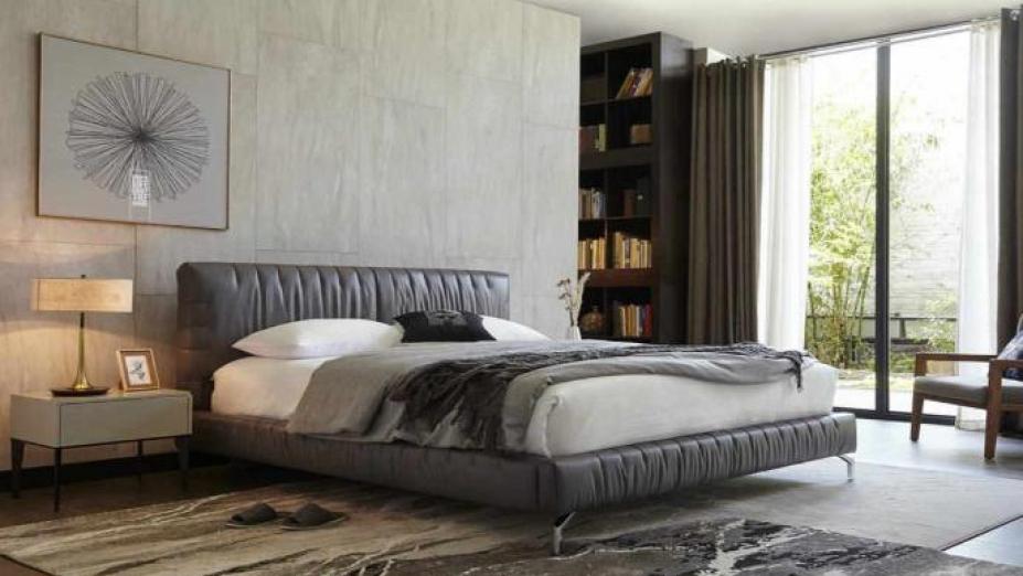 R2D1311 posteľ na nožičkách
