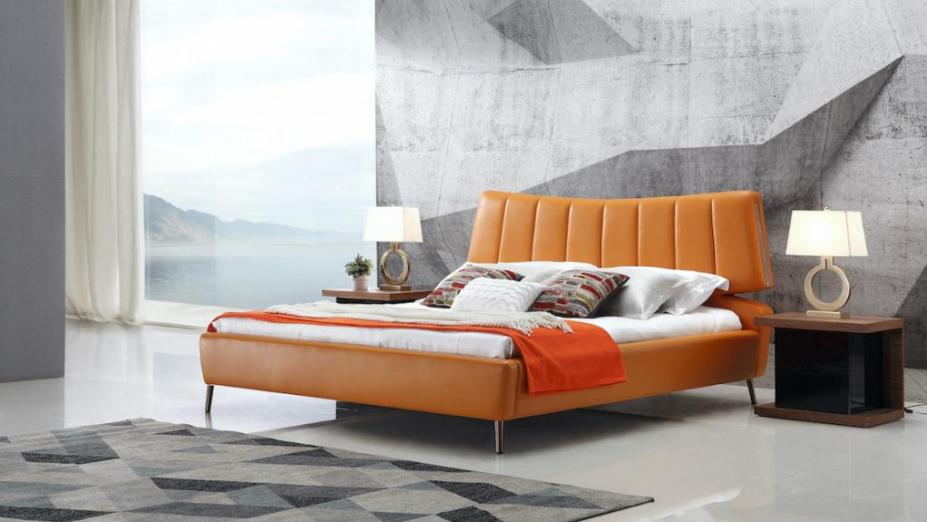 R2D1319 moderná posteľ