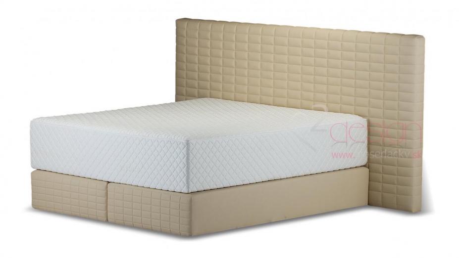 R2D2106 kontinentálna posteľ tehlový vzor