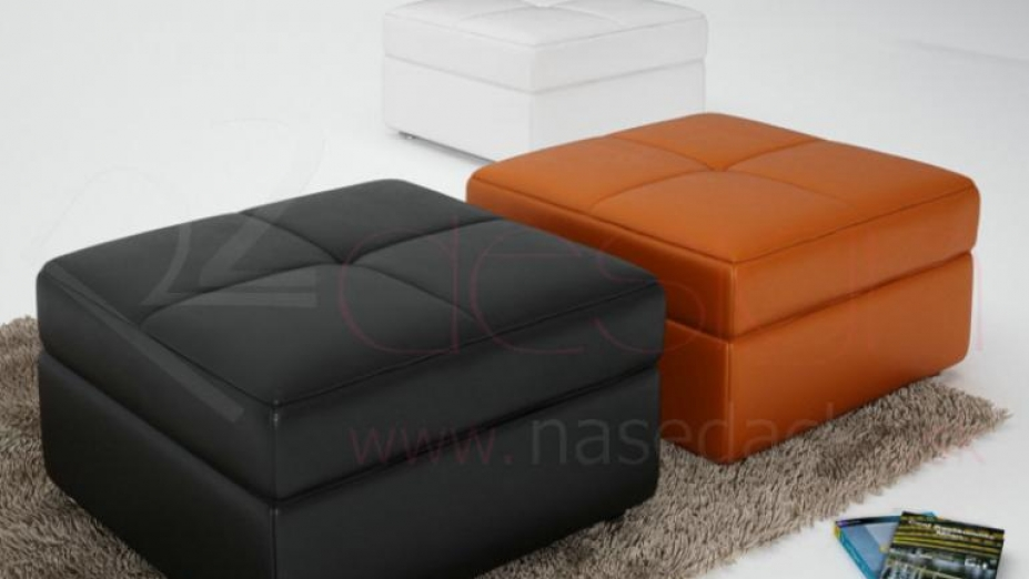R2D1023 komfortný taburet