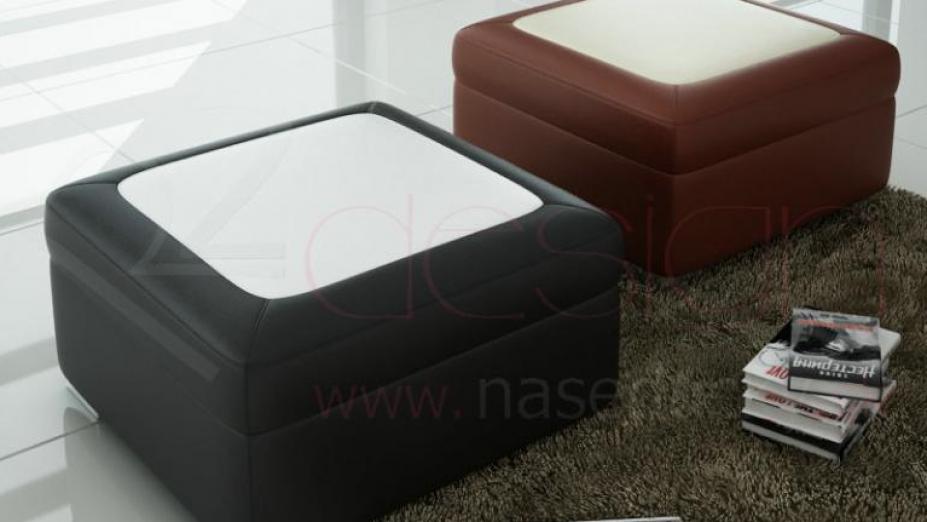 R2D1026 ultramoderný taburet